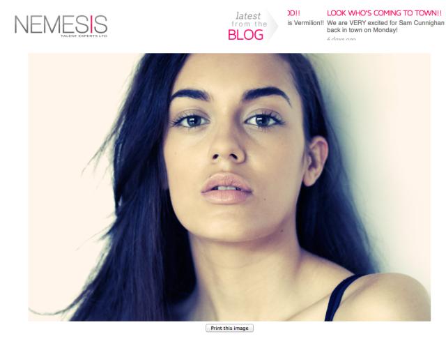 Jazmine - Nemesis Models